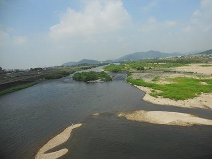 大堰から加古川