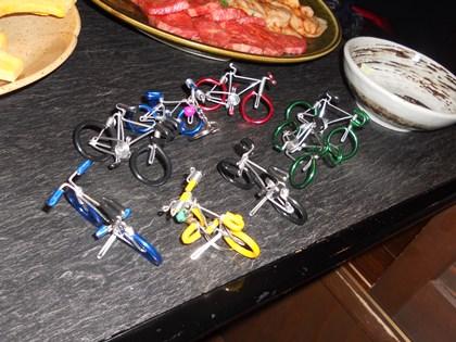 お土産自転車