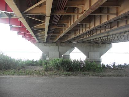 新加古川大橋下