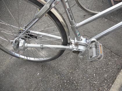 シャフトドライブ自転車