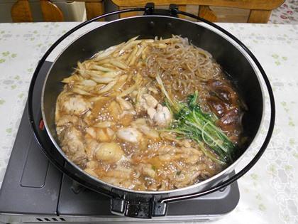軍鶏鍋_鶏鍋