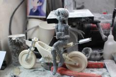 バイクと空060603