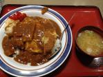 カレーカツ丼_130411