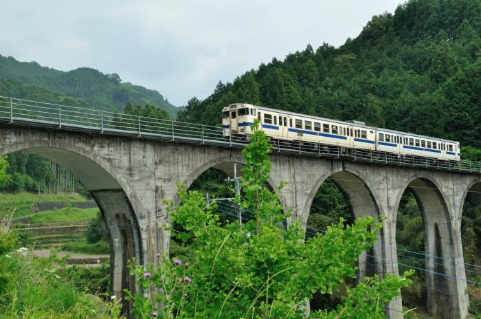 日田彦山線アーチ橋 (12)