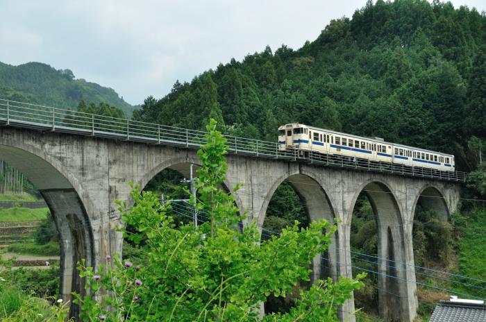 日田彦山線アーチ橋 (11)