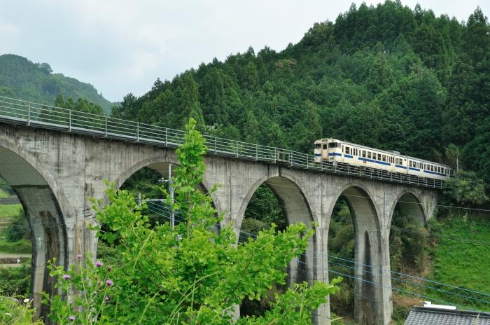 日田彦山線アーチ橋 (10)