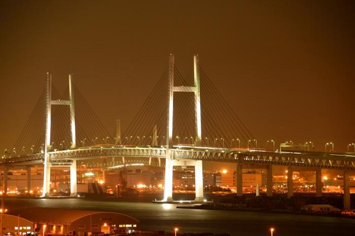 横浜ベイブリッジ (4)