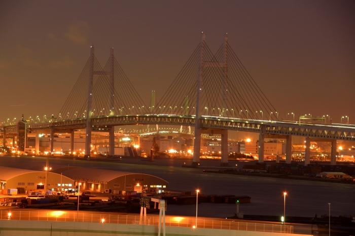 横浜ベイブリッジ (2)