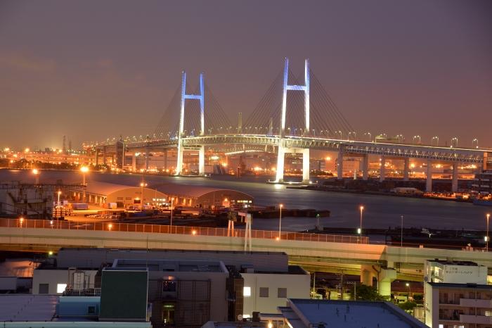 横浜ベイブリッジ (1)