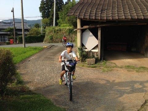 2013_8_17自転車