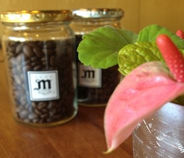 年始のコーヒー豆