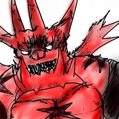 赤いブン太郎