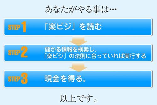 月収100万円の副業「楽ビジ」02