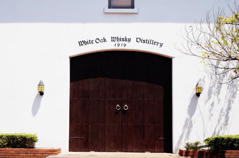 明石ビール ウイスキー工場