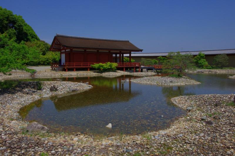 平城京 東院庭園0