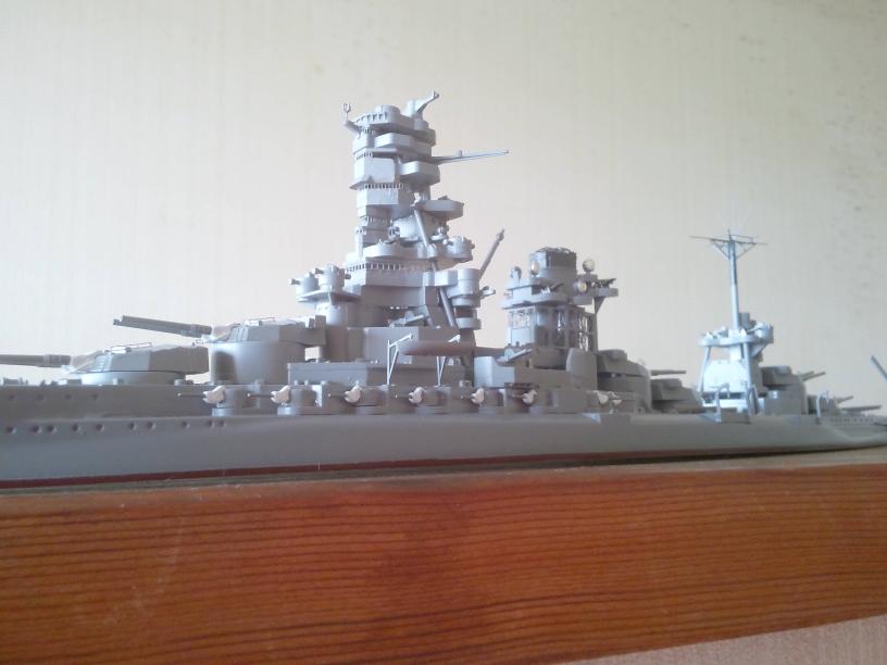 ハセガワ製 戦艦の方の伊勢