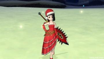 クリスマスのドレス一式ゲット完了!
