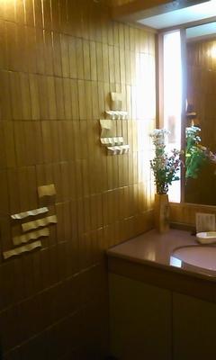 3金銀箔工芸「さくだ」 トイレ2