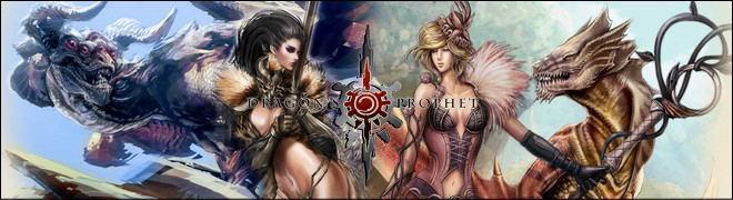 大作ファンタジーオンラインゲーム『DRAGON'S PROPHET(ドラゴンズプロフェット)』