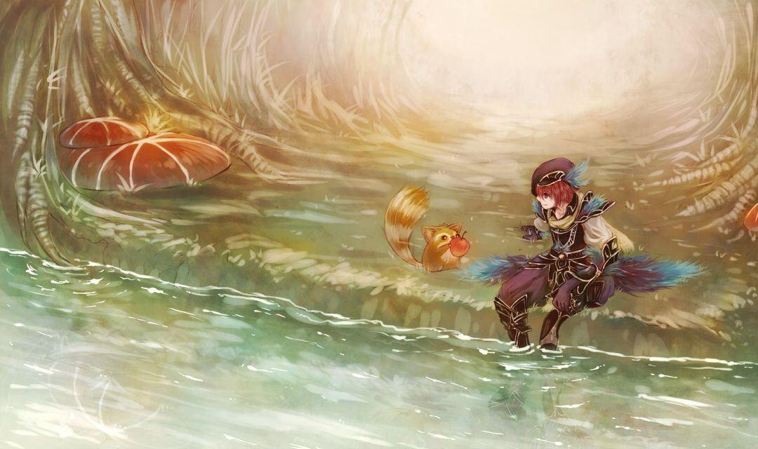 新作人気オンラインゲーム 『 幻想神域 -Innocent World- 』