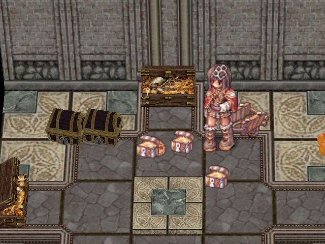 王道オンラインゲームRPG『ラグナロクオンライン』