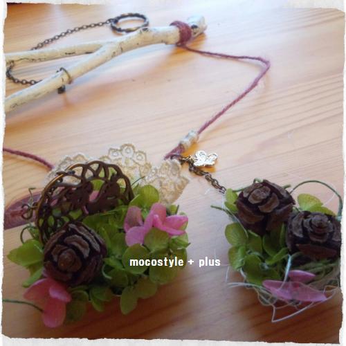 バンビと花かご3