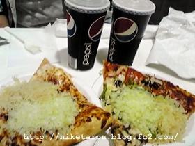 チーズ&コンボピザ