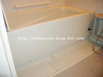 浴槽掃除1
