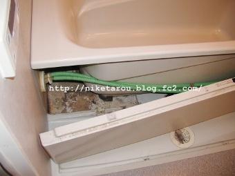 浴槽掃除3