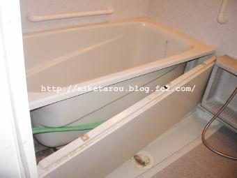 浴槽掃除4
