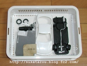 プラモデル道具ワゴン6