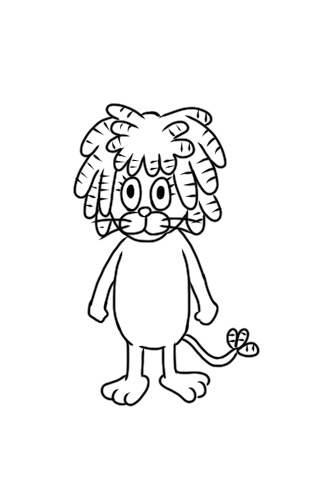 【説明用】ドレッドライオン