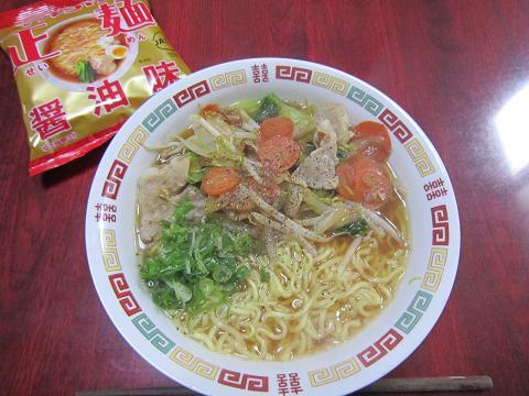 初マルちゃん正麺