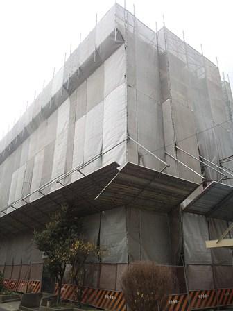 外壁改修工事 平野区 住宅