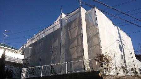 宝塚市 H邸 外壁塗装工事