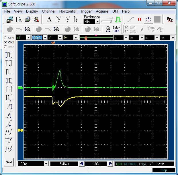 nissin Auto 3200 AF iGBT Control(ストロボ)のスレーブ化 その3(回路)