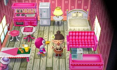 うずまきちゃんの最初のお部屋