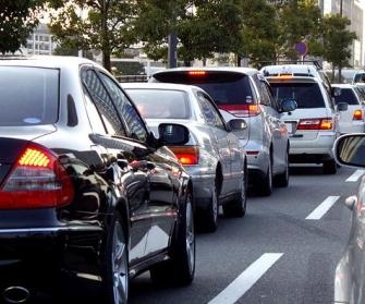 渋滞は嫌いです