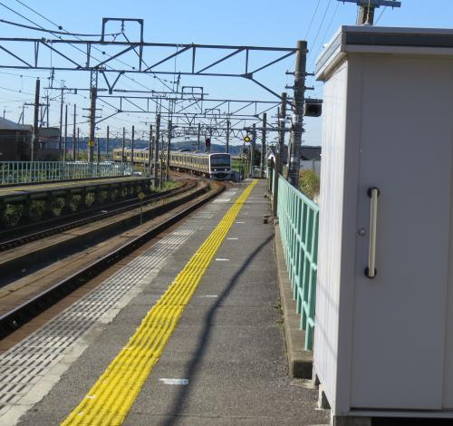 久住駅ー6