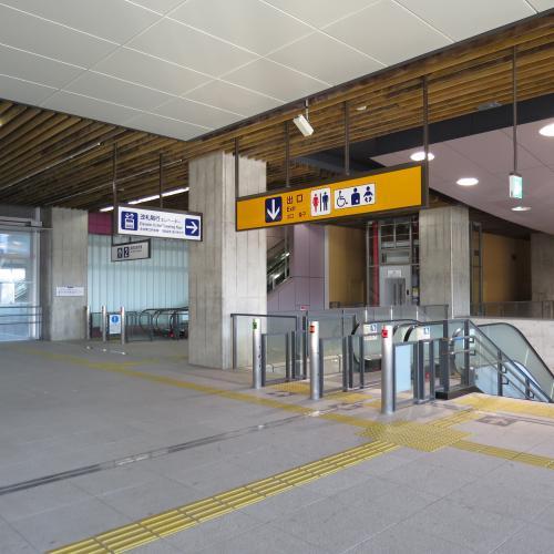 湯川駅ー5