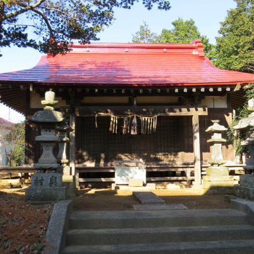 吾妻神社ー8