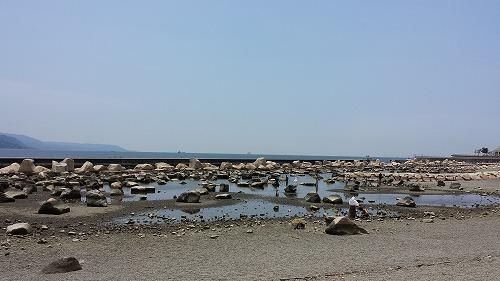 大蔵海岸①