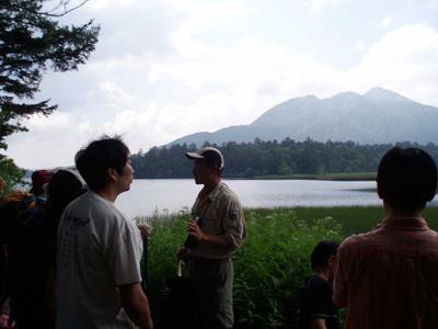 尾瀬沼燧岳