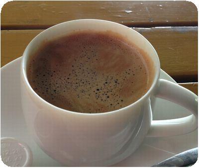 油桐花コーヒー