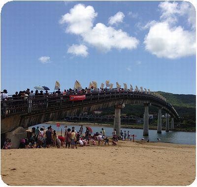 福隆国際砂彫橋