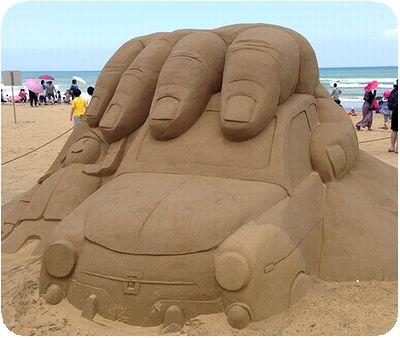 福隆国際砂車