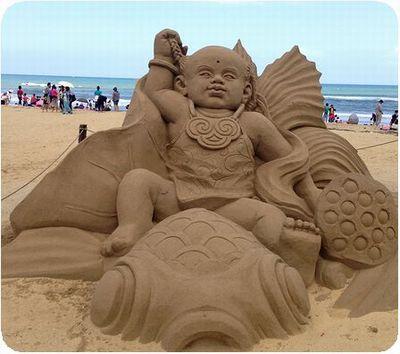 福隆国際砂彫中国