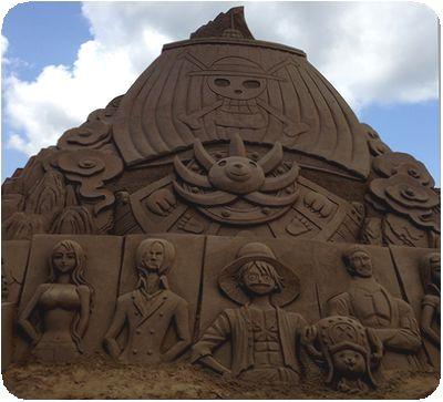 福隆国際砂彫ワンピース