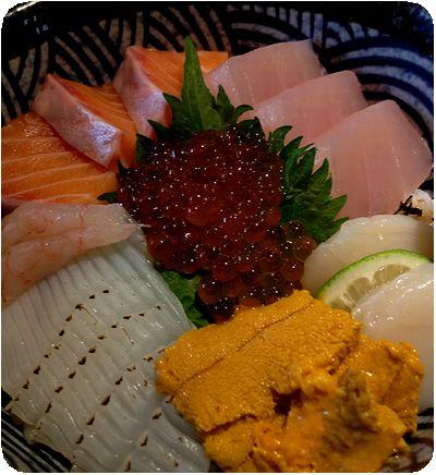 We里海鮮丼