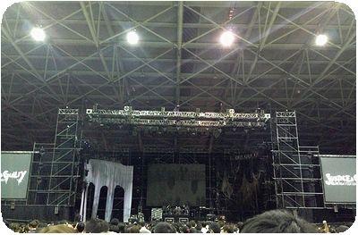 GLAY台湾ステージ